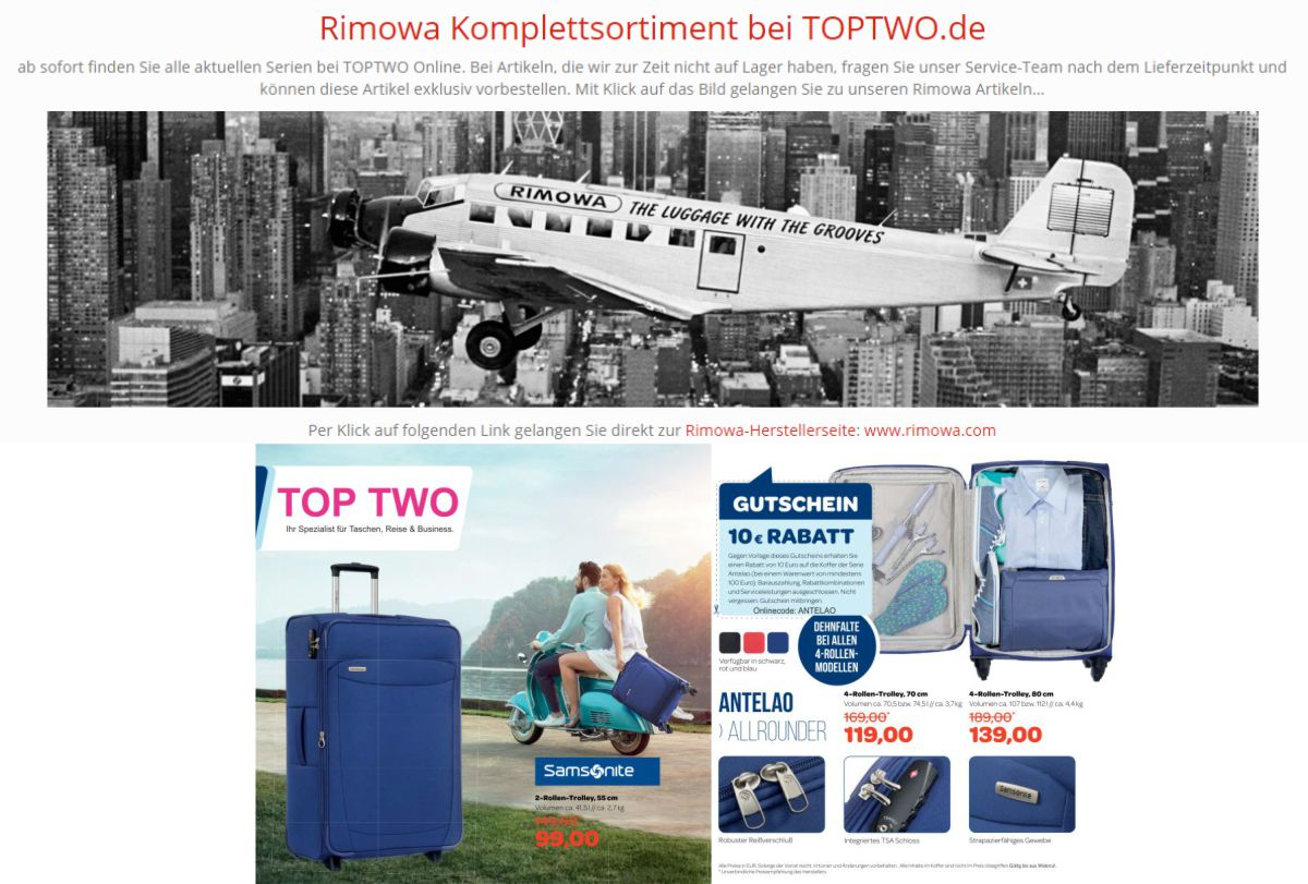 Rimowa+Flyer