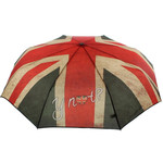 Y Not Taschenschirm Happy Rain Supermini - England Flagge