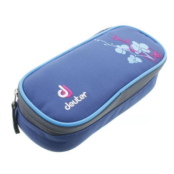 Deuter Schlampermäppchen Etui Pencil Case Steel Orchid