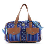 Vadobag Wickeltasche mit Wickelunterlage Blue Beautiful