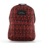 National Geographic Rucksack mit Tabletfach N07201 Black/Orange