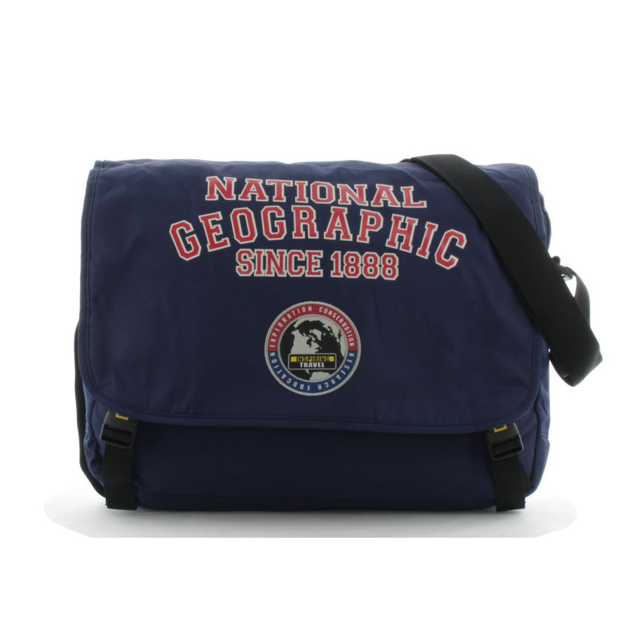 National Geographic Messenger Umhängetasche N07402 Navy