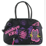Vadobag Bowlingtasche Shopper Goodbye Kitty Schwarz/Pink