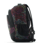 Franky Rucksack 15 Zoll Laptopfach RS2 Space Dots