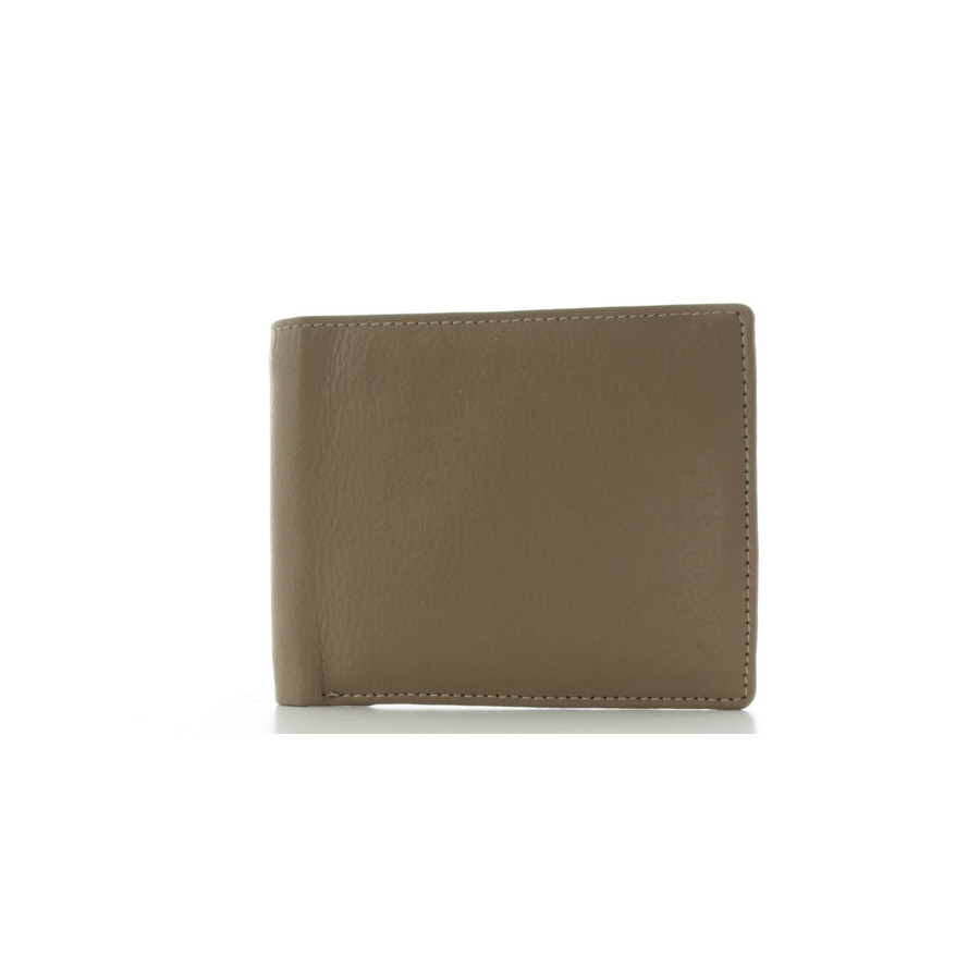 Red Point Geldbörse Scheintasche 18-3124 Taupe
