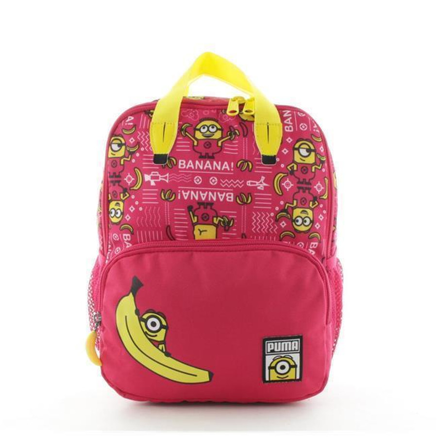 Puma Kinder Minions S Backpack Rucksack Love Potion - Aop