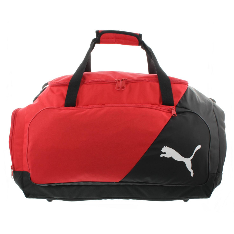 Puma Liga Medium Sports Bag Sporttasche Red
