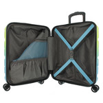 Franky Unisex Spinner Reisetrolley 55 cm Multicolor