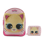 Vadobag Kinder 2er Set Rucksack & Geldbörse Lulupop & the...