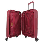 March 15 Trading Koffer Avenue Spinner mit 4-Doppelrollen Gr. S 55 cm Rot