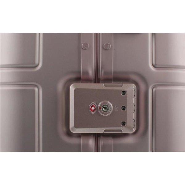 american tourister alumo spinner aluminium koffer 4. Black Bedroom Furniture Sets. Home Design Ideas