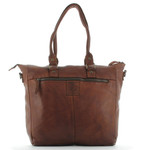 Harbour 2nd hl-Mystique Shopper Damen Anker - Cognac