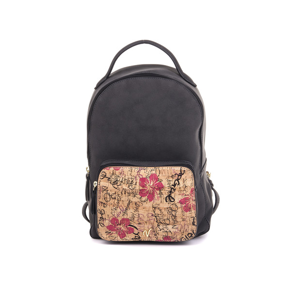 Vleder Bag JASMIN Backpack Rucksack Kork GZSZ