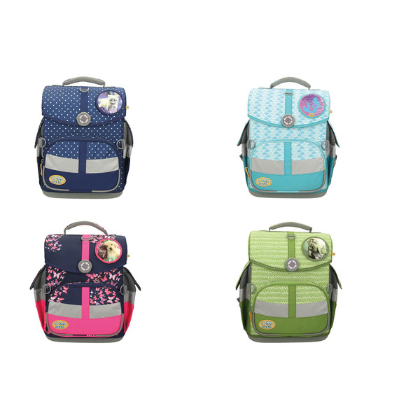 School Mood 6 tlg. Schulranzenset TIMELESS Eco
