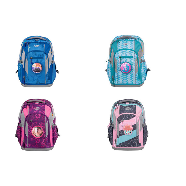 School Mood 7 tlg. Schulranzenset LOOP Eco Air