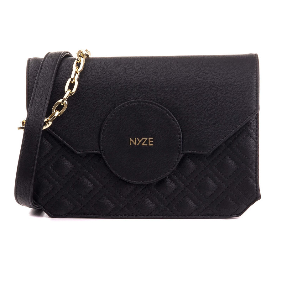 NYZE Crossbody  by The Beauty2Go Damen Schultertasche/ Umhängetasche