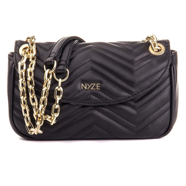 NYZE Crossbody  by LauraJoelle Damen Schultertasche/...