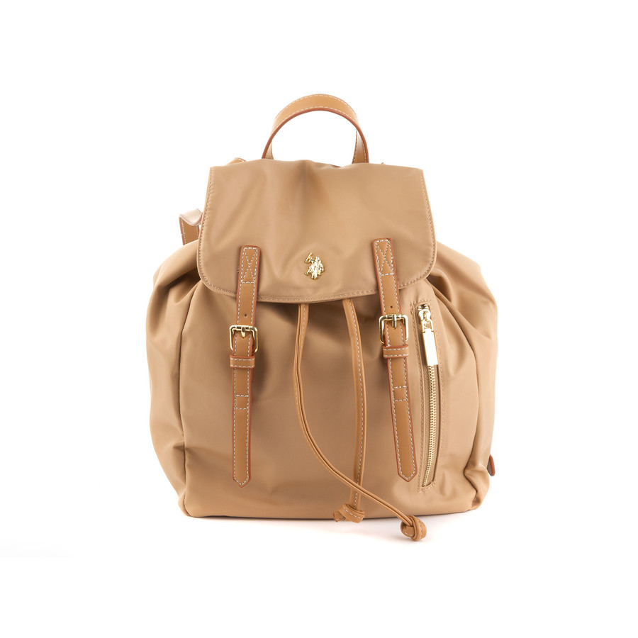 US Polo Assn Housten Backpack Bag BEUHU2813WIP beige