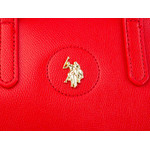 US Polo Assn Jones Double Handle Bag S BEUJE0665WVP red