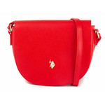 US Polo Assn Jones Crossbody Flap Bag BEUJE0669WVP red