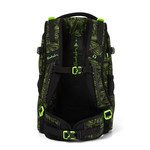 satch pack Schulrucksack Konfiguration Green Bermuda 002