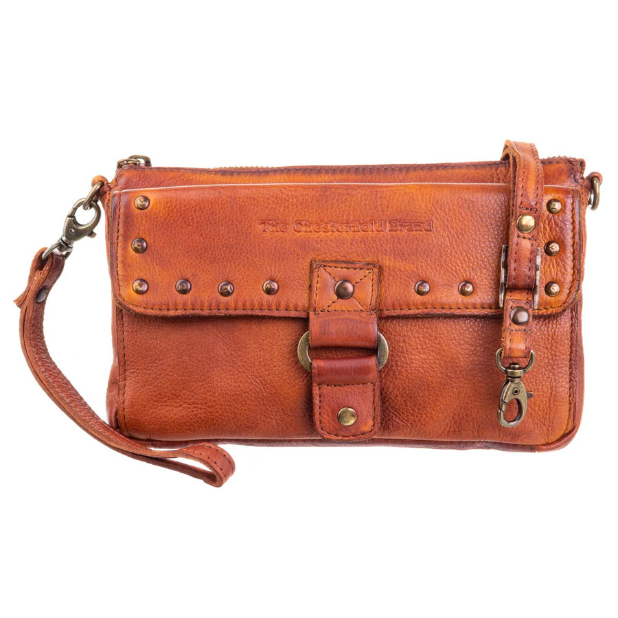 The Chesterfield Brand C480996 Leder Handtasche Clutch