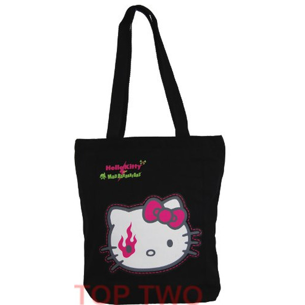 VadoBag Hello Kitty Shopper Beutel Umhänger 2308484 - Schwarz