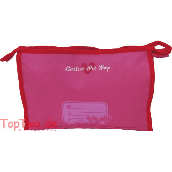VadoBag Littlest Pet Shop Kulturbeutel Washbag Kinder 1878165 - Pink